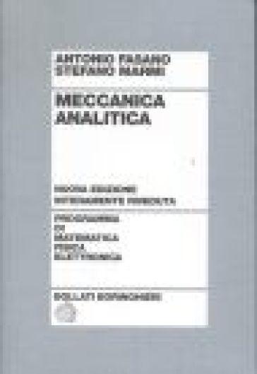 Meccanica analitica - Stefano Marmi |