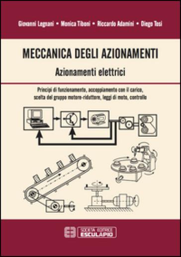 Meccanica degli azionamenti. Azionamenti elettrici...