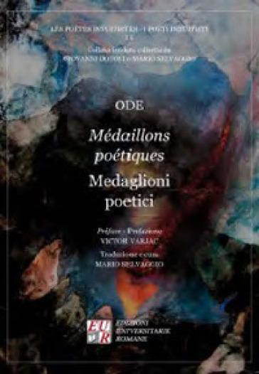 Médaillons poétiques-Medaglioni poetici - Odette Beaudry |