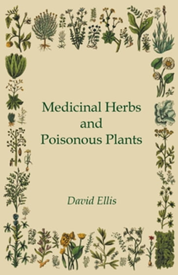 Medicinal Herbs and Poisonous Plants