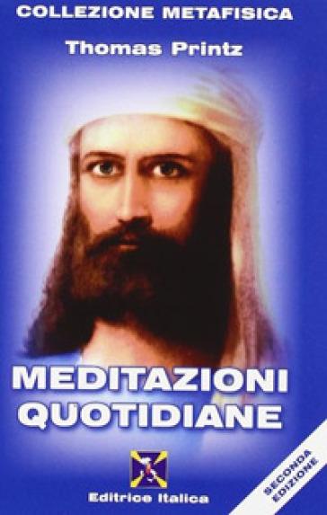 Meditazioni quotidiane - Thomas Printz |