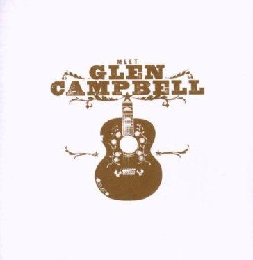 Meet Glen Campbell Glen Campbell Mondadori Store