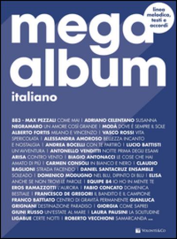 Mega album italiano