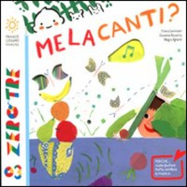 Melacanti? Con CD Audio