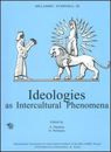 Melammu Symposia III. Ideologies as intercultural phenomena. Proceedings of the third annual symposium (Chicago, 27-31 October 2000) - G. Pettinato | Ericsfund.org