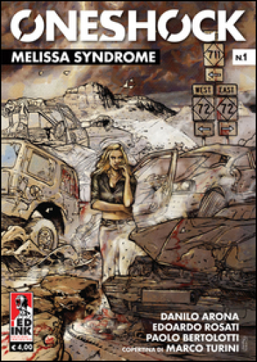 Melissa Syndrome. One shock. 1. - Danilo Arona |