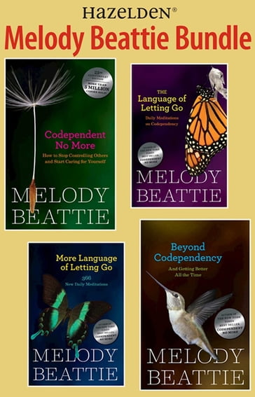 Melody Beattie 4 Title Bundle: Codependent No More and 3 Other Best Sellers by M