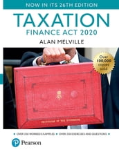 Melville s Taxation: Finance Act 2020
