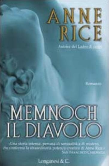 Memnoch il diavolo - Anne Rice | Rochesterscifianimecon.com