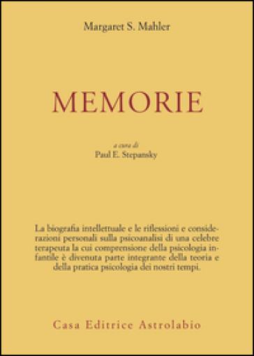 Memorie - Margaret Mahler | Kritjur.org