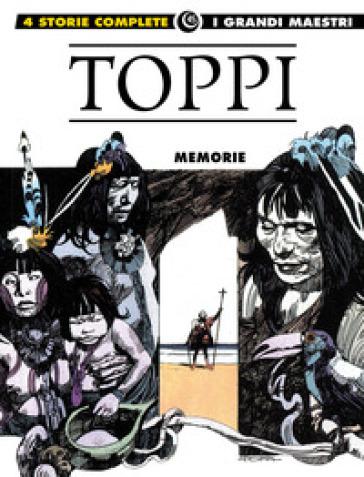 Memorie - Sergio Toppi |
