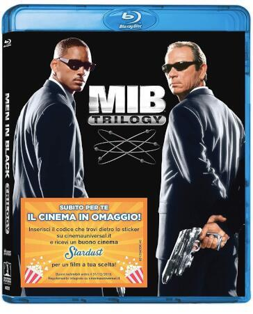 Men in black - La trilogia (3 Blu-Ray)