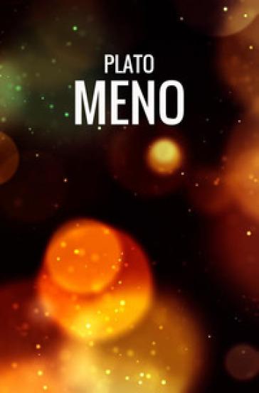 Meno - Platone |