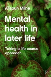 Mental Health in Later Life