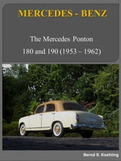 Mercedes-Benz 180, 190 Ponton with buyer s guide and chassis number/data card explanation