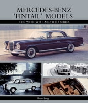 Mercedes-Benz  Fintail  Models