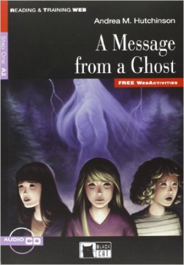 Message from a Ghost. Con CD Audio (A)