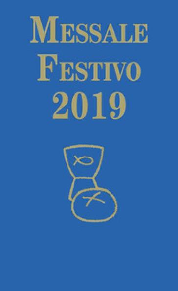 Messale festivo 2019 - C. Fillarini | Thecosgala.com