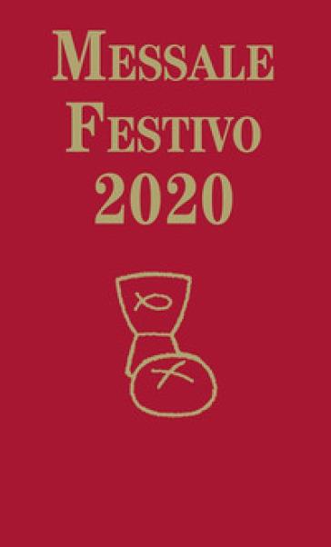 Messale festivo 2020 - C. Fillarini |