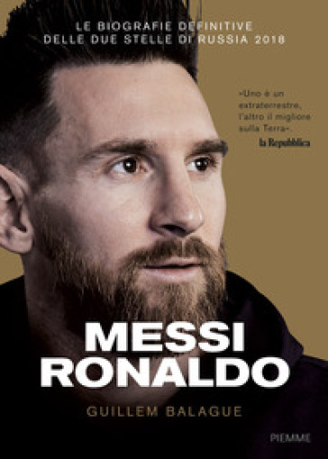 Messi Ronaldo - Guillem Balague pdf epub