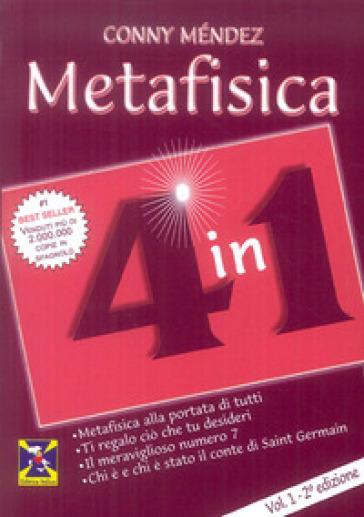 Metafisica 4 in 1 - Conny Méndez |