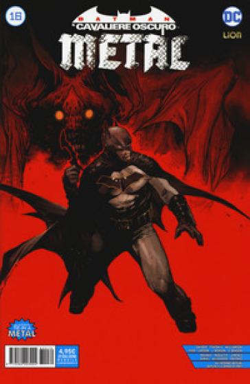 Metal. Batman. Il cavaliere oscuro. 16. - D. Mattaliano | Thecosgala.com
