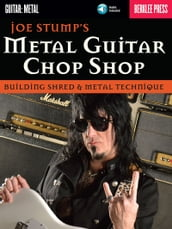Metal Guitar Chop Shop