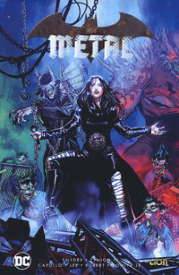 Metal. Notti oscure - Scott Snyder   Thecosgala.com