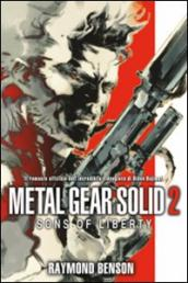 Metal gear solid. 2.Sons of liberty