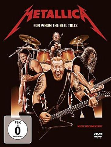 Metallica - For Whom The Bell Tolls(2Dvd)