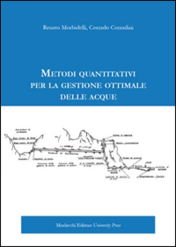 Metodi quantitativi per la gestione ottimale delle acque - renato Mobidelli | Ericsfund.org