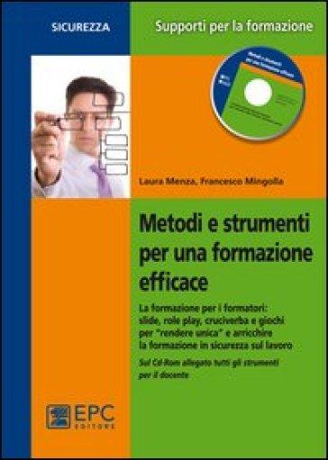 Metodi e strumenti per una formazione efficace. Con CD-ROM - Laura Menza   Thecosgala.com