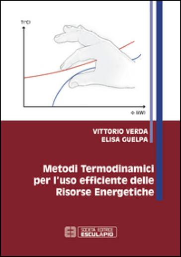 Metodi termodinamici per l'uso efficiente delle risorse energetiche - Vittorio Verda |