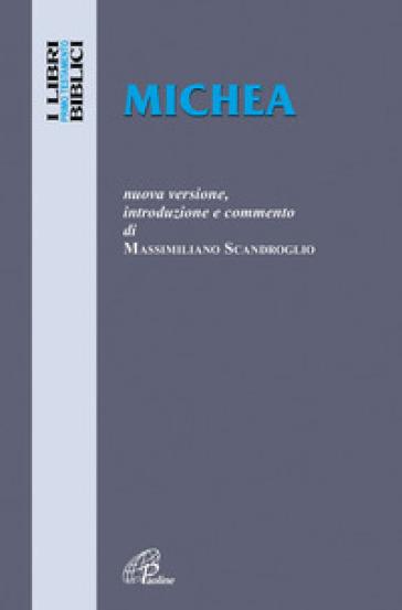 Michea - M. Scandroglio   Rochesterscifianimecon.com
