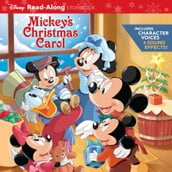Mickey s Christmas Carol Read-Along Storybook