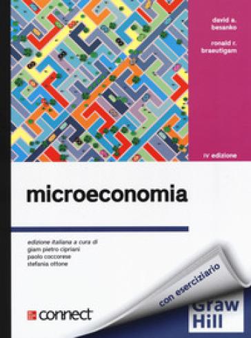 Microeconomia. Con Connect - David A. Besanko |