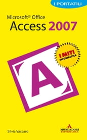 Microsoft Office Access 2007 I Portatili