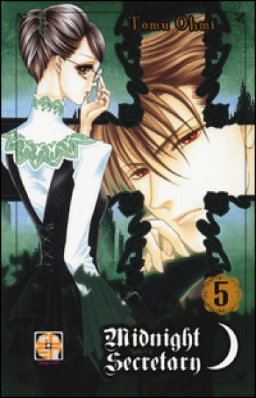 Midnight secretary. 5. - Tomu Ohmi | Thecosgala.com