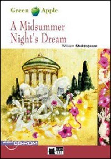 A Midsummer night's dream. Con CD Audio. Con CD-ROM - William Shakespeare |