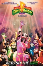 Mighty Morphin Power Rangers Vol. 10