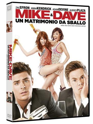 Mike & Dave - Un matrimonio da sballo (DVD)