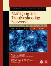 Mike Meyers  CompTIA Network+ Guide to Managing and Troubleshooting Networks Lab Manual, Fifth Edition (Exam N10-007)