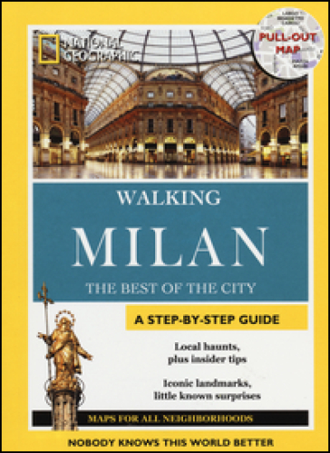 Milan. The best of the city. With map - Fabrizia Villa |