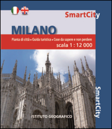 Milano 1:12.000. Ediz. bilingue