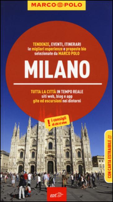Milano. Con atlante stradale - Bettina Durr |