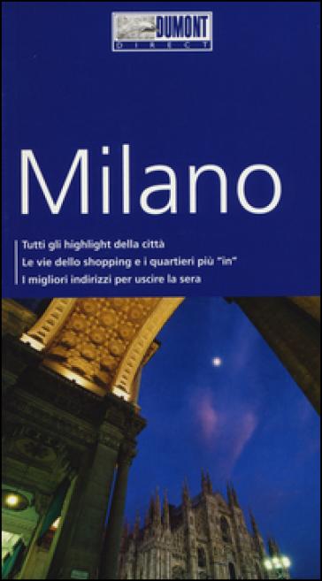 Milano. Con mappa - Aylie Lonmon  