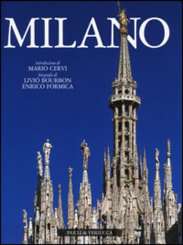 Milano. Ediz. italiana e inglese - Livio Bourbon |