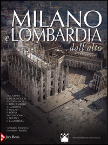 Milano e Lombardia dall'alto -  pdf epub