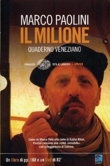 Il Milione. Quaderno veneziano. Con DVD - Marco Paolini |