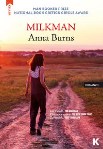 Milkman - Anna Burns |